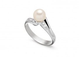 Fresh Water Pearl Ring 1