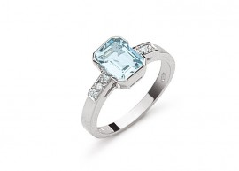 Aquamarine Ring 1
